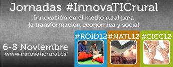 Jornadas #InnovaTICrural