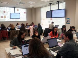 Más de 3000 participantes en la get online week en los telecentros españoles