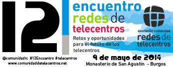 12 Encuentro Redes de Telecentros