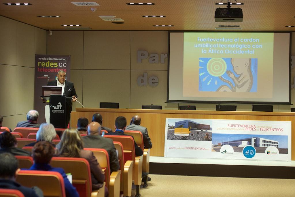 """En """"Fuerteventura Meeting Point"""" los telecentros españoles buscaron sinergias con redes africanas y latinoamericanas"""