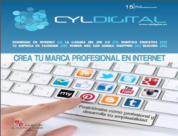 Publicada la Revista CyL Digital Nº 15