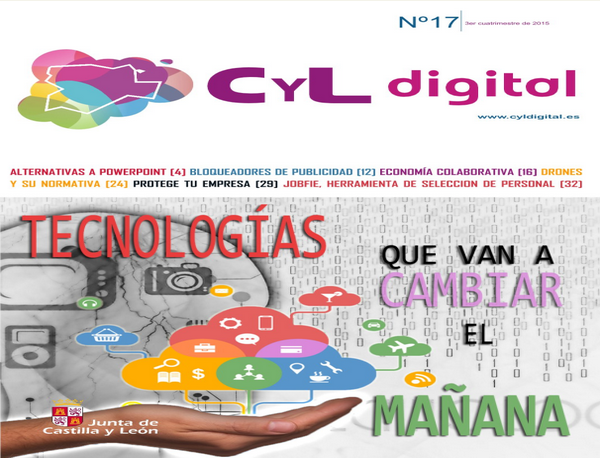 Publicada la Revista CyL Digital Nº 17