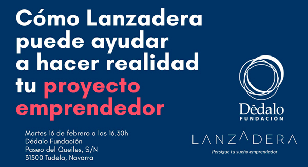 El Programa LANZADERA llega a Navarra