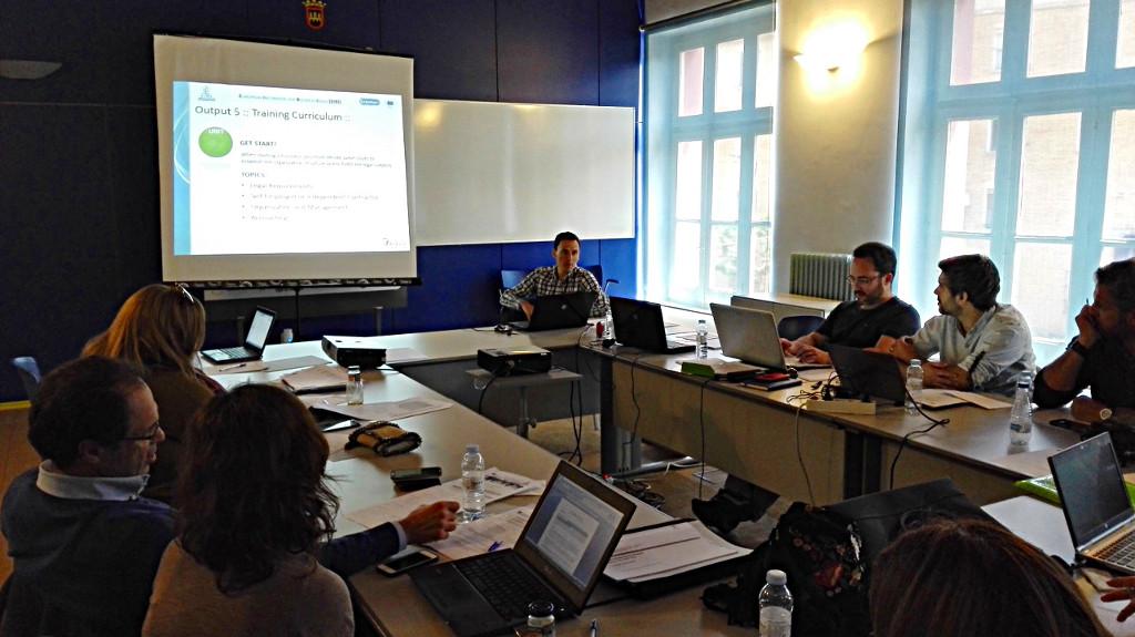 Desarrollado el currículo formativo del Proyecto EIBI
