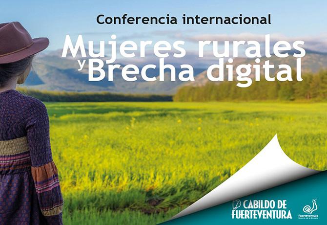 Jornadas sobre Mujeres Rurales y la Brecha Digital