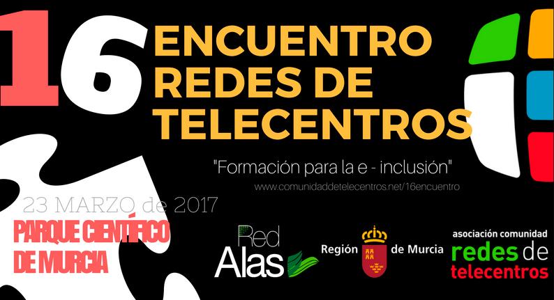 16 Encuentro Redes de Telecentros