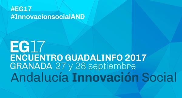 El Encuentro Guadalinfo 2017: Andalucía Innovación Social cita a unos mil profesionales, entidades e innovadores