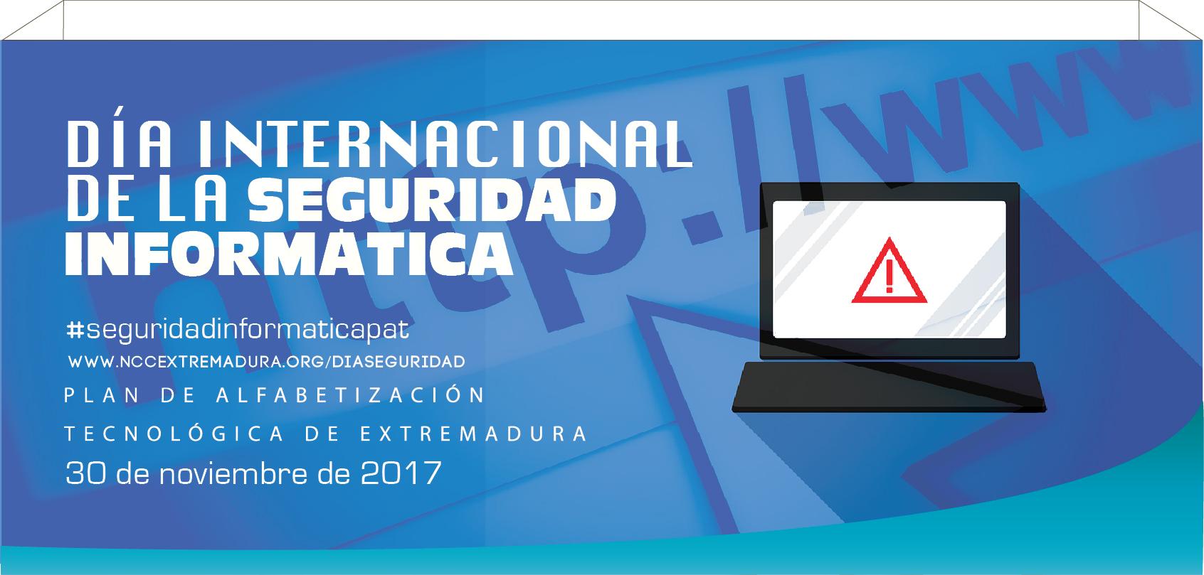 El Plan de Alfabetización Tecnológica celebra el Día de la seguridad informática