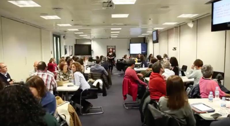 Video Resumen Encuentro Dinamizadores Redes de Telecentros