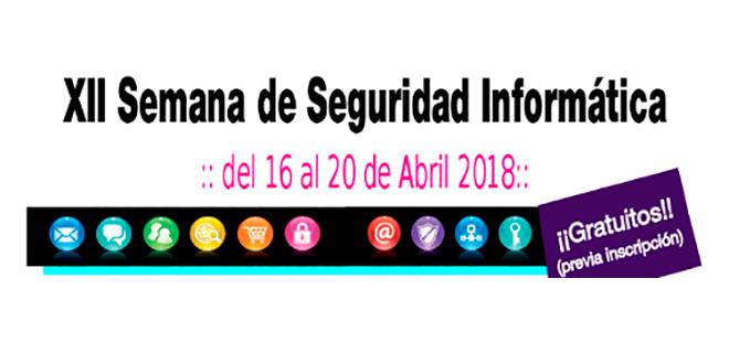 Comienza la XII Semana de Seguridad Informática de Fundación Dédalo