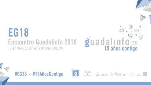 Encuentro Guadalinfo 2018: 15 años contigo