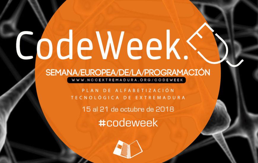 El PAT participa en la Semana Europea de la Programación Codeweek