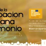 El PAT organiza la Semana de la Participación Ciudadana y el Patrimonio