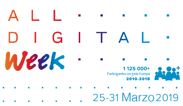 All Digital Week 2019