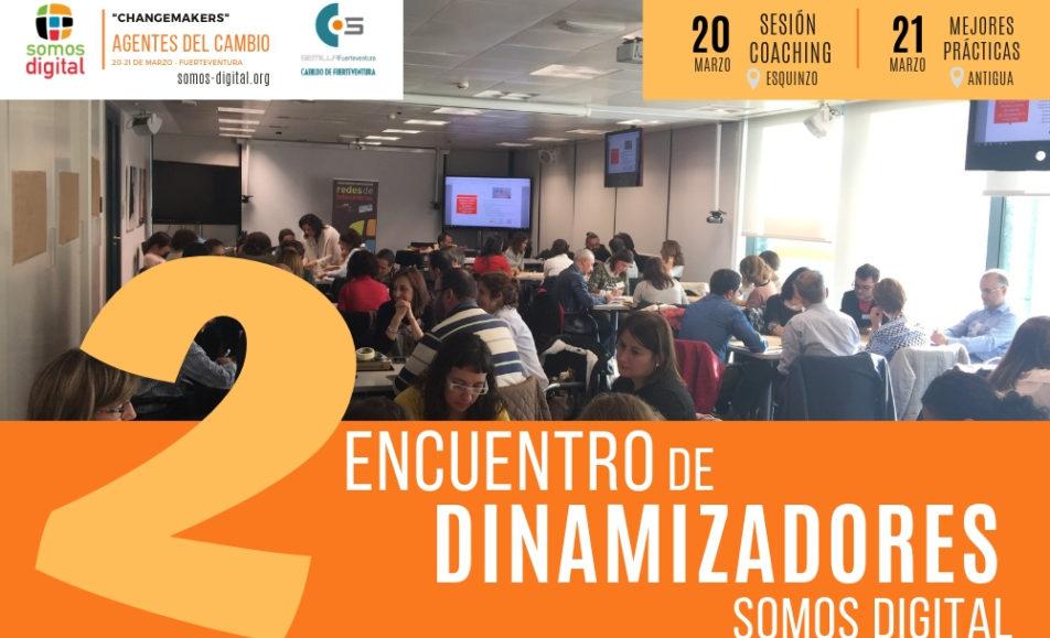 2 Encuentro Dinamizadores «Somos Digital»