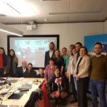 """AUPEX participa en el Grupo Directivo del estudio """"Inclusión Social de Jóvenes y Digitalización"""", promovido desde el Consejo y la Comisión Europea"""