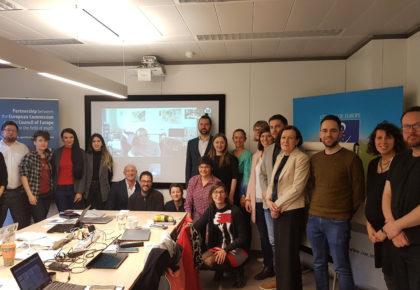 AUPEX participa en el Grupo Directivo del estudio «Inclusión Social de Jóvenes y Digitalización», promovido desde el Consejo y la Comisión Europea