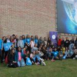 Día de la Niñas en las TIC en la sede de HP en Sant Cugat
