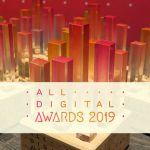 "Tres candidaturas finalistas a los ""All Digital Adwards"" para redes de la Asociación Somos Digital."