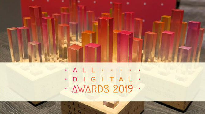 All Digital ADWARDS 2019