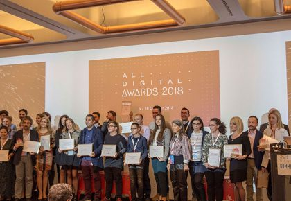 Premios ALL DIGITAL 2019