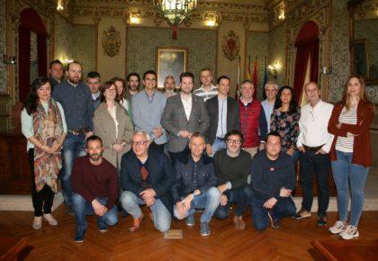 AUPEX participa en Tudela en el encuentro nacional de redes de Centros de Competencias Digitales