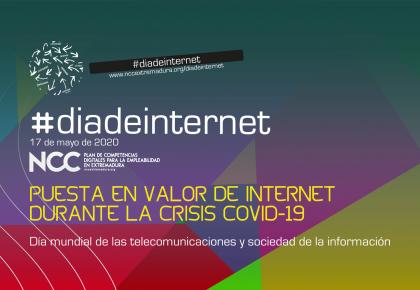 Extremadura celebra el Día de Internet con la lucha contra el Covid19 como eje central