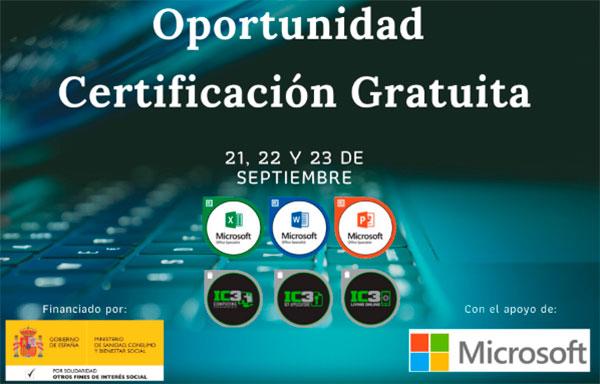 Oportunidad de Certificación Gratuita con Fundación Esplai