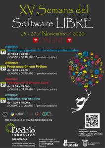 XV Semana del Software Libre
