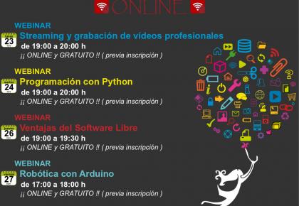 XV Semana del Software Libre en Tudela